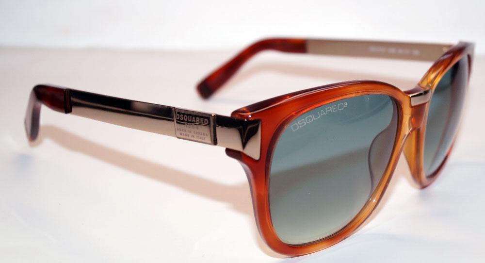 DSQUARED2 Sonnenbrille Sunglasses DQ 0131 53B