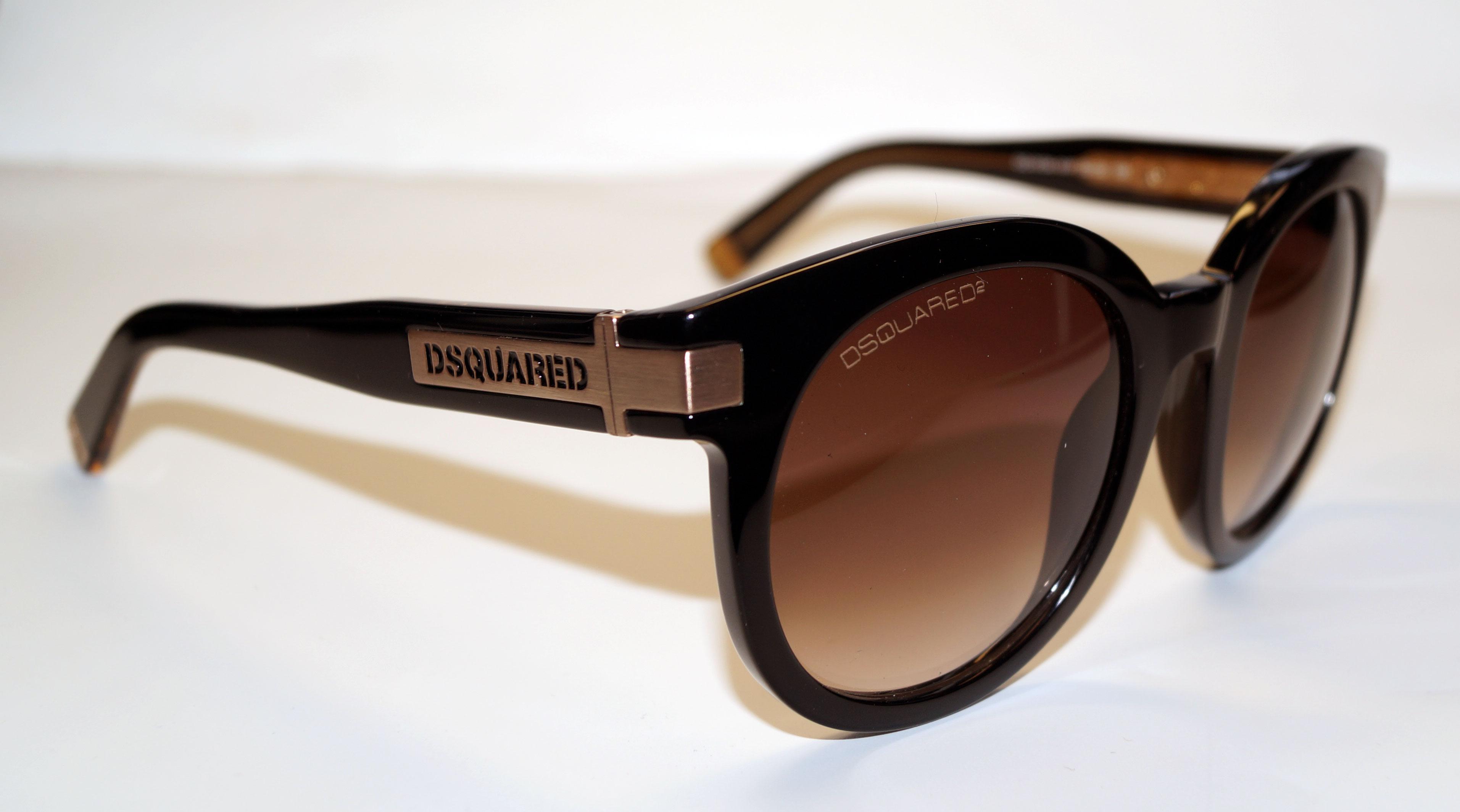 DSQUARED2 Sonnenbrille Sunglasses DQ 0134 01F