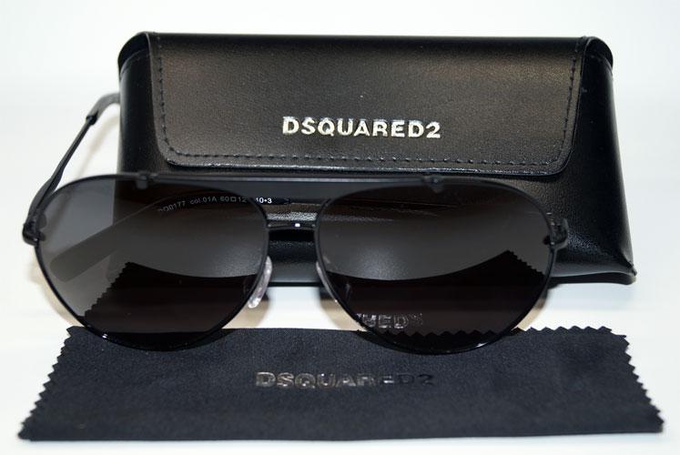 DSQUARED2 Sonnenbrille Sunglasses DQ 0177 01A