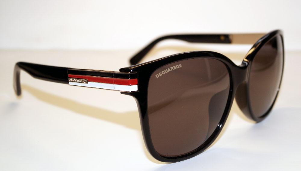 DSQUARED2 Sonnenbrille Sunglasses DQ 0193 01A