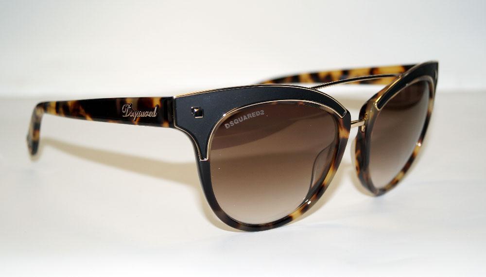 DSQUARED2 Sonnenbrille Sunglasses DQ 0215 55F