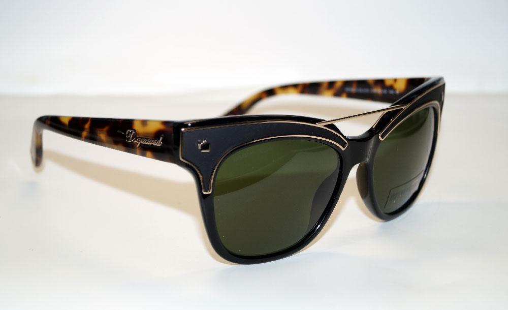 DSQUARED2 Sonnenbrille Sunglasses DQ 0216 01N