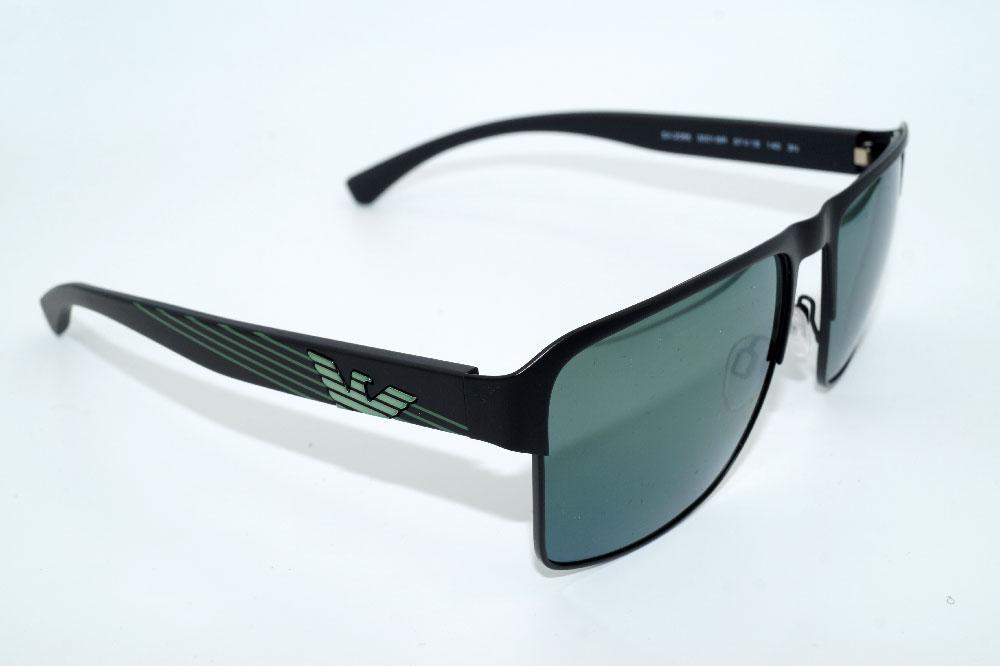 EMPORIO ARMANI Sonnenbrille Sunglasses EA 2066 30016R