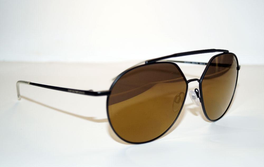 EMPORIO ARMANI Sonnenbrille Sunglasses EA 2070 30017D Gr.59