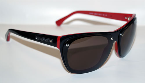 EMPORIO ARMANI Sonnenbrille Sunglasses EA 4059 5061 73