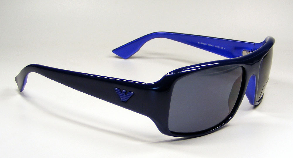 EMPORIO ARMANI Sonnenbrille Sunglasses EA 9665 ROB KU
