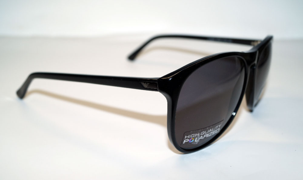 EMPORIO ARMANI Sonnenbrille Sunglasses EA 9801 807 3H Polarized