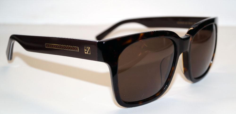 ERMENEGILDO ZEGNA Sonnenbrille Sunglasses EZ 0018 D 52J