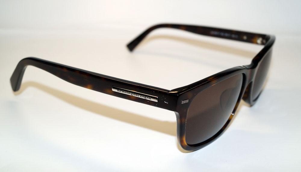 ERMENEGILDO ZEGNA Sonnenbrille Sunglasses EZ 0001 F 52J