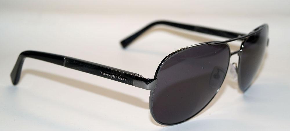 ERMENEGILDO ZEGNA Sonnenbrille Sunglasses EZ 0010 12B