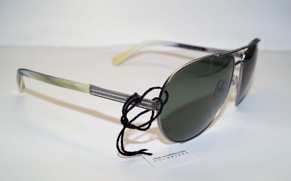 ERMENEGILDO ZEGNA Sonnenbrille Sunglasses EZ 0011 12R Polarized