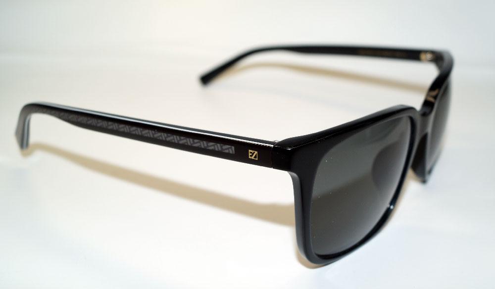 ERMENEGILDO ZEGNA Sonnenbrille Sunglasses EZ 0019 D 01A