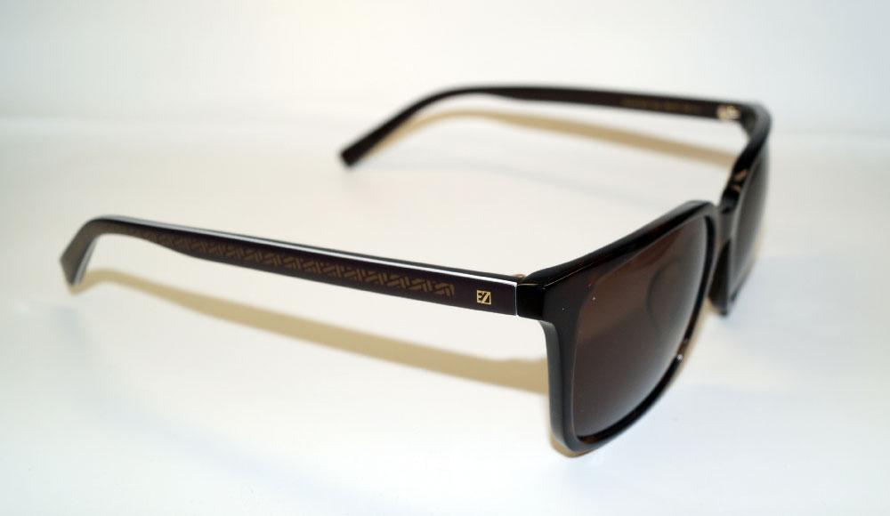 ERMENEGILDO ZEGNA Sonnenbrille Sunglasses EZ 0019 D 52J