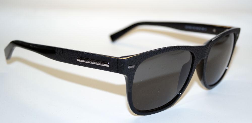 ERMENEGILDO ZEGNA Sonnenbrille Sunglasses EZ 0020 01A