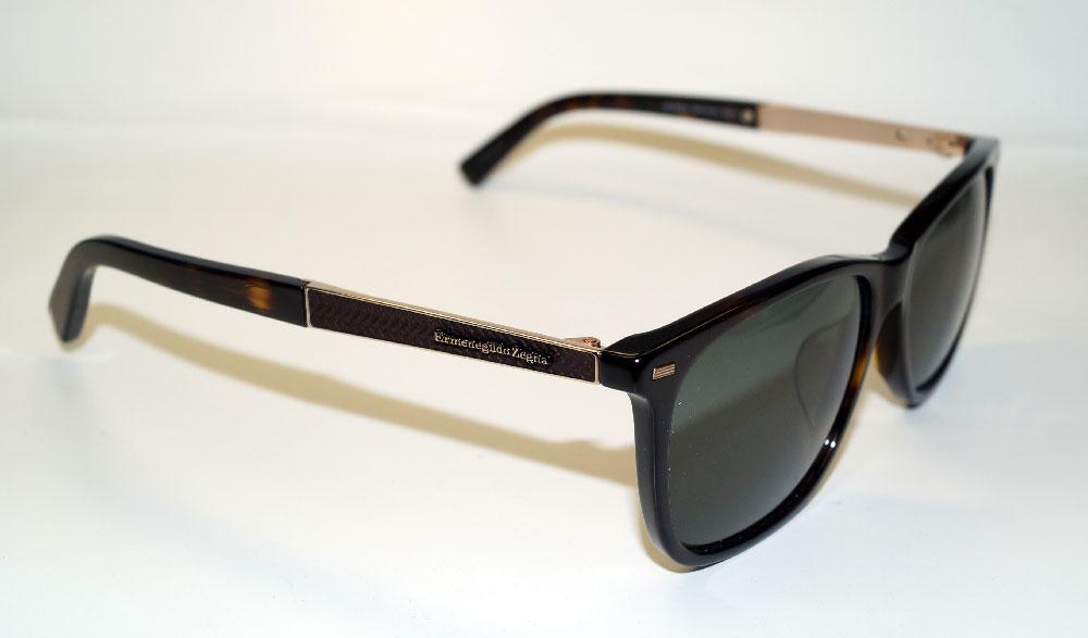 ERMENEGILDO ZEGNA Sonnenbrille Sunglasses EZ 0023 F 52N