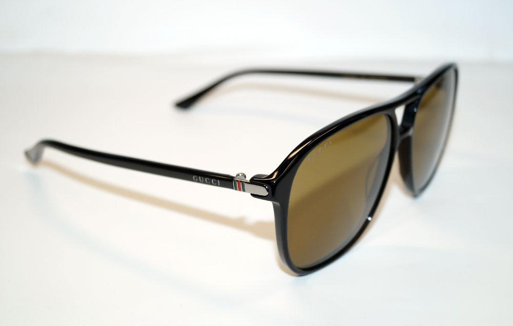 GUCCI Sonnenbrille Sunglasses GG 0016 001