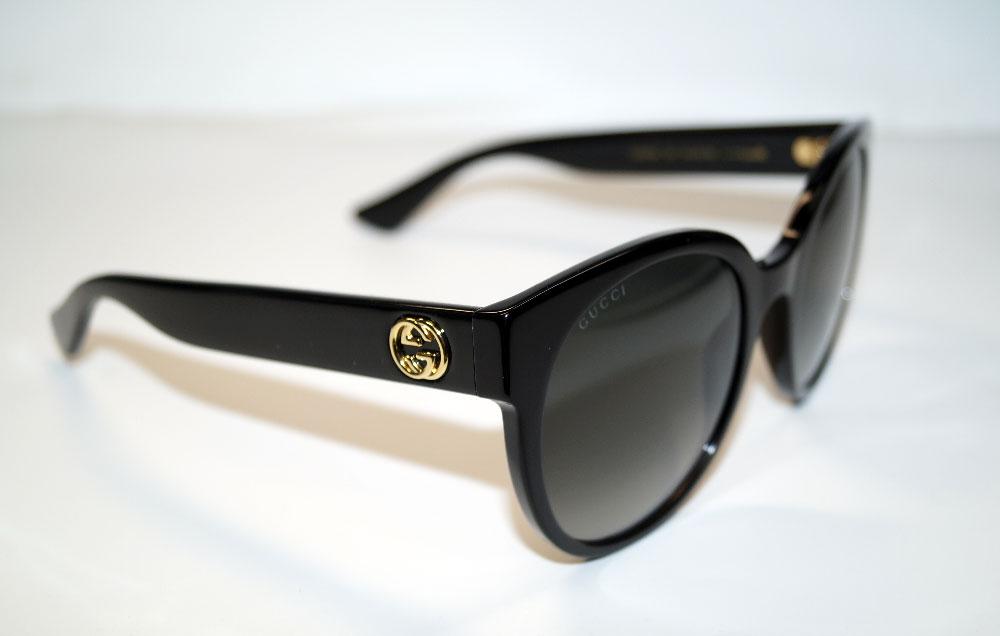 GUCCI Sonnenbrille Sunglasses GG 0035 001