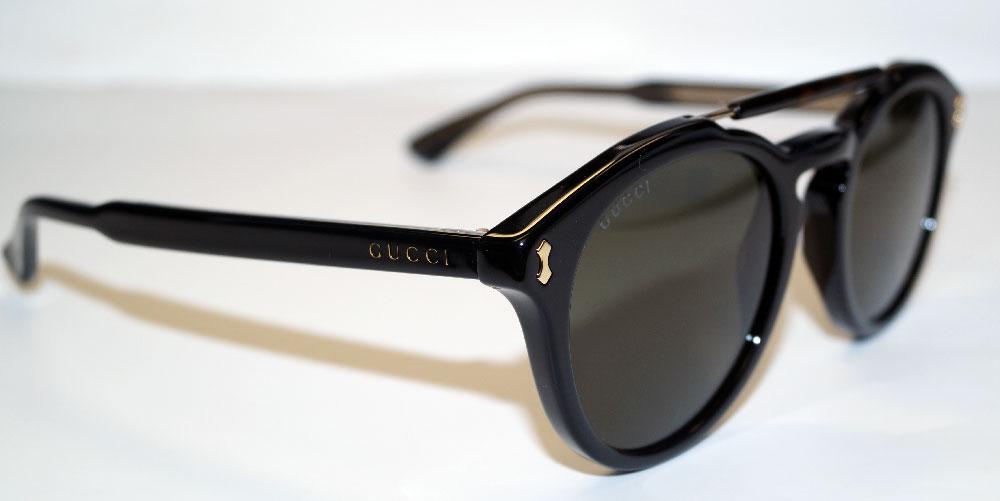 GUCCI Sonnenbrille Sunglasses GG 0124 001