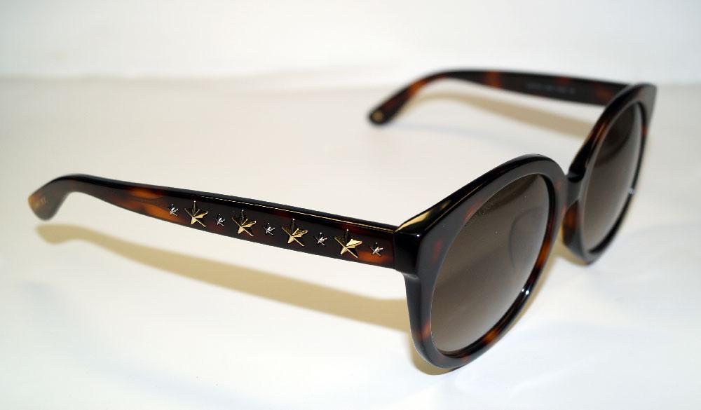 JIMMY CHOO Sonnenbrille Sunglasses ASTAR 086 HA