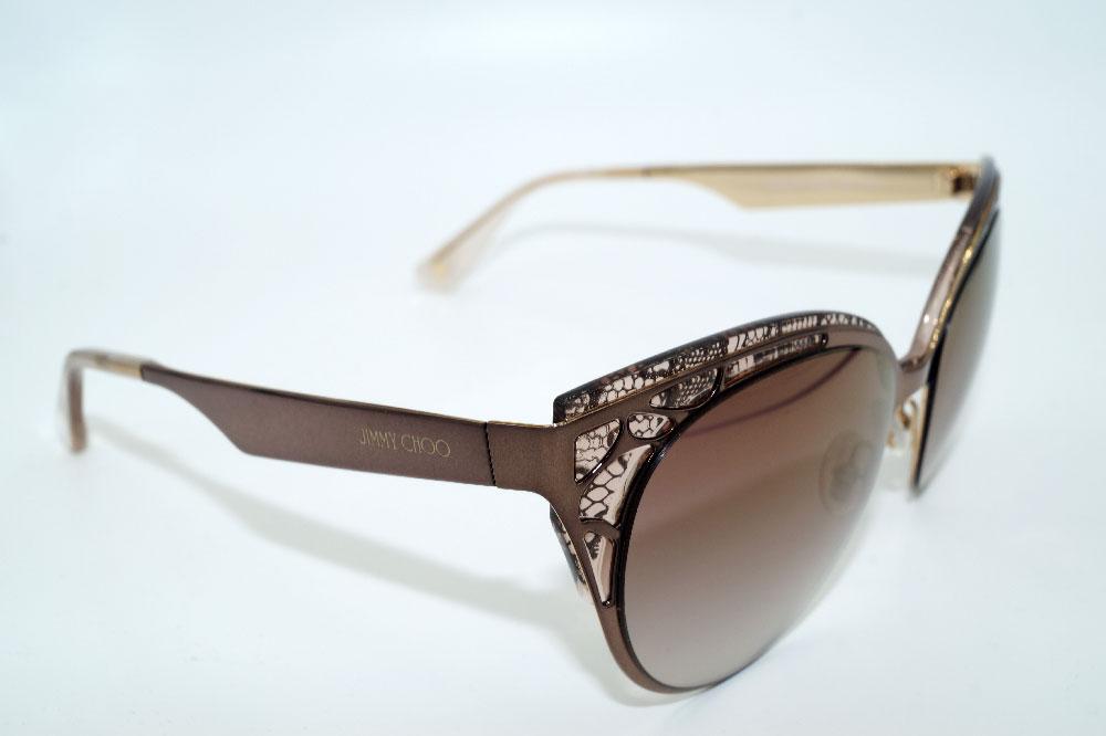 JIMMY CHOO Sonnenbrille Sunglasses ESTELLE ENZ QH