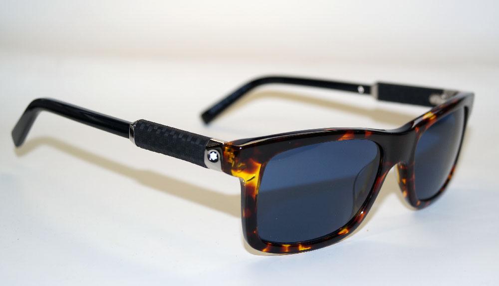 MONT BLANC Sonnenbrille Sunglasses MB646 55V