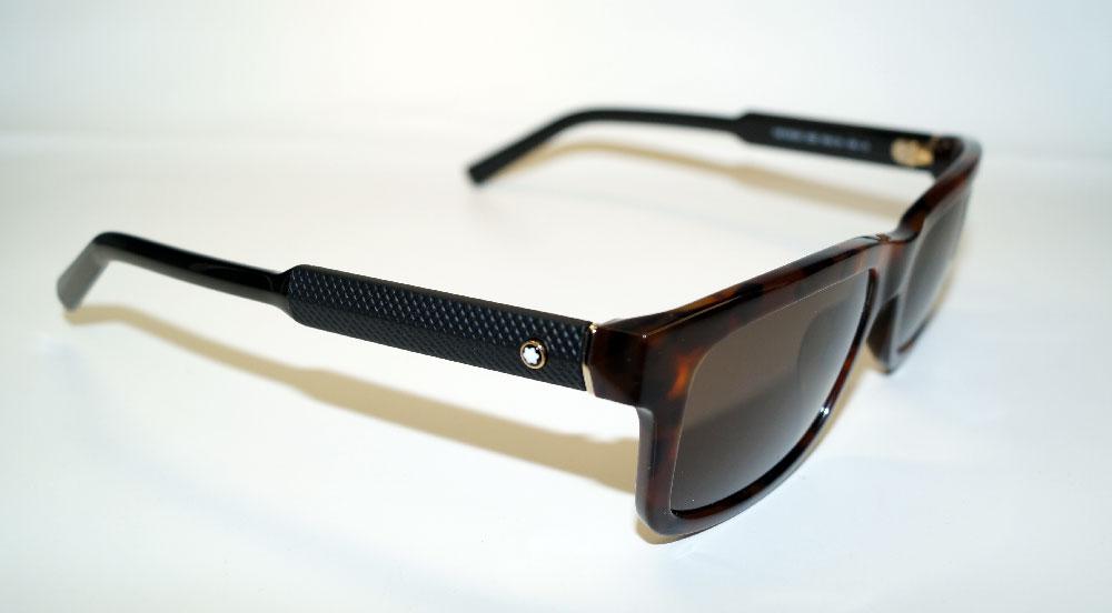 MONT BLANC Sonnenbrille Sunglasses MB653 52E