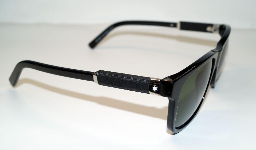MONT BLANC Sonnenbrille Sunglasses MB654 01N