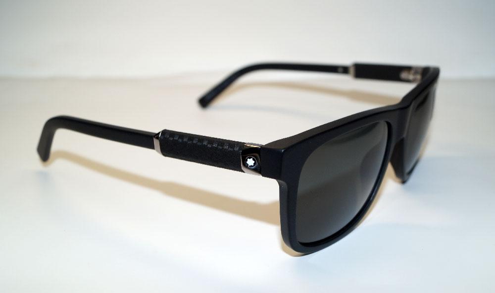 MONT BLANC Sonnenbrille Sunglasses MB654 02A