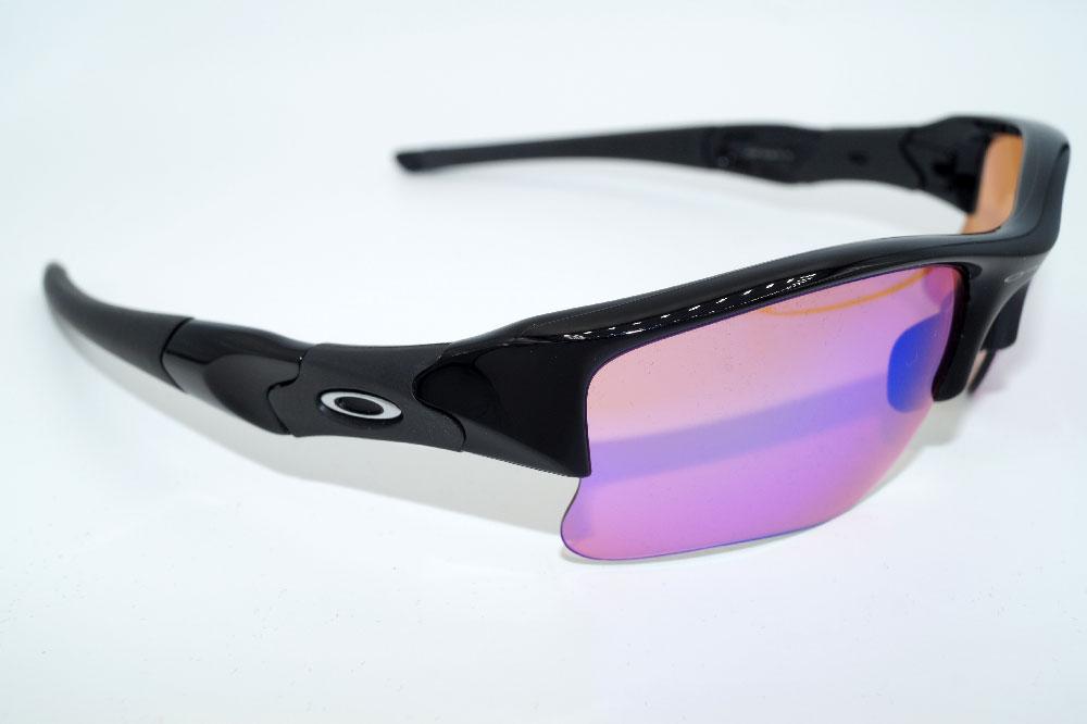 OAKLEY Sonnenbrille Sunglasses OO 9009 24-429 Flack Jacket XLJ