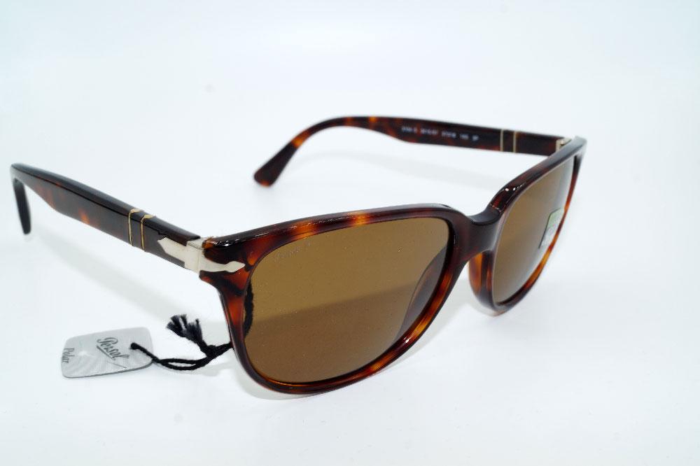 PERSOL Sonnenbrille Sunglasses PO 3104 901557 Gr.57 POLARIZED