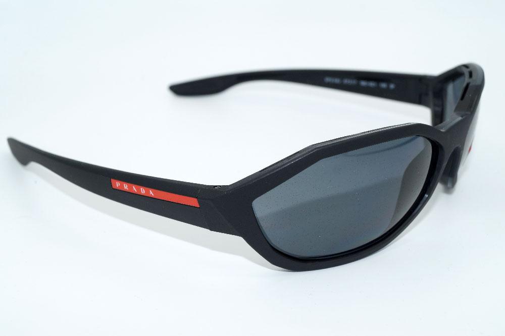 PRADA Sonnenbrille Sunglasses 0PR 04US 1BO5Z1 Polarized