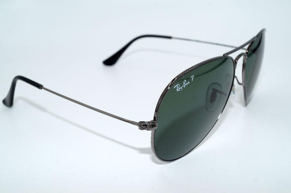 RAY BAN Sonnenbrille Sunglasses RB 3025 004 58 Gr.58 Aviator Polarized
