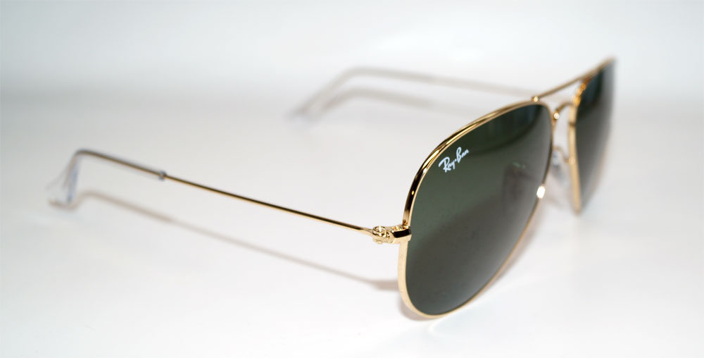 RAY BAN Sonnenbrille Sunglasses RB 3025 L0205 Aviator Größe 58