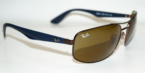 RAY BAN Sonnenbrille Sunglasses RB 3527 012 73 Gr.61