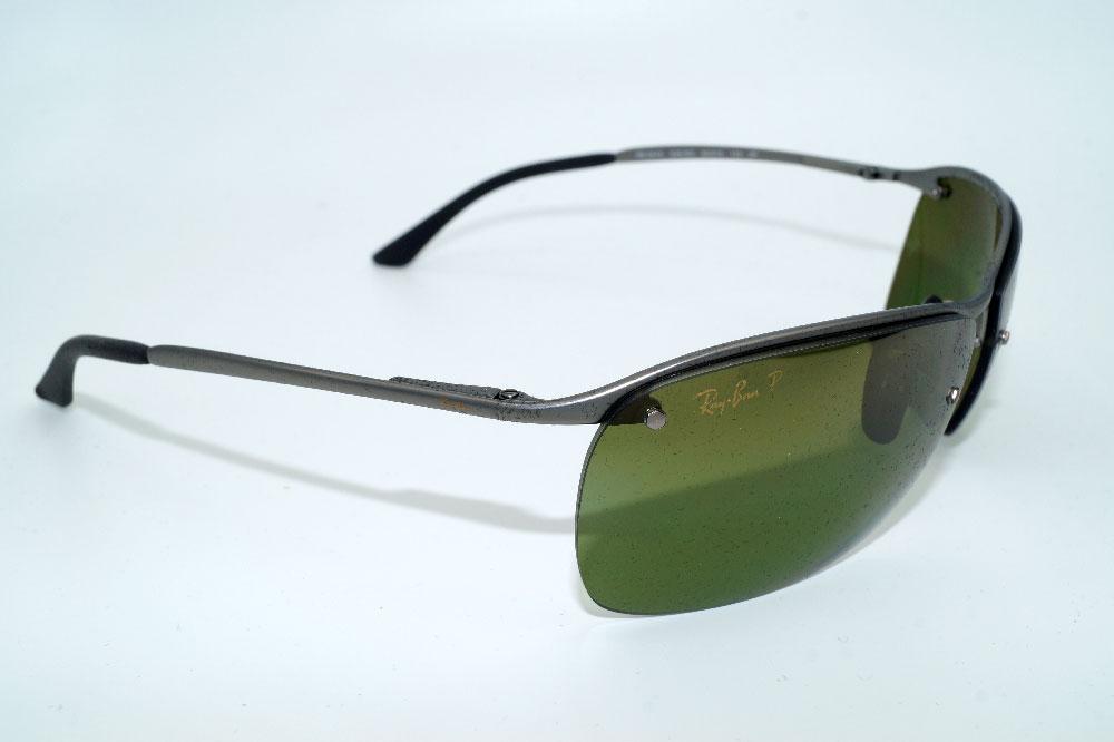 RAY BAN Sonnenbrille Sunglasses RB 3544 029 6O Gr.64 Polarized