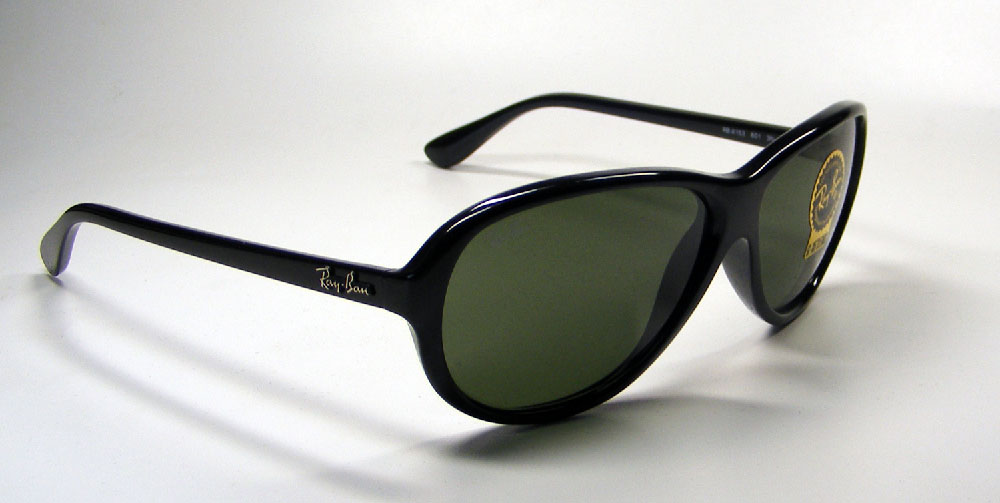 RAY BAN Sonnenbrille Sunglasses RB 4153 601 Gr.62 Vagabond