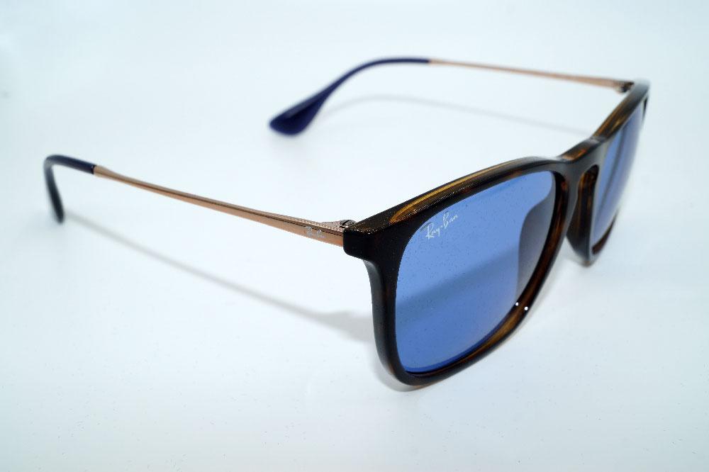 RAY BAN Sonnenbrille Sunglasses RB 4187 639276 Gr.54 Chris