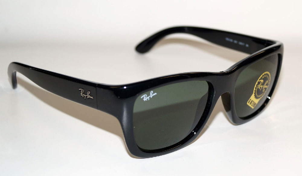 e00d5aa4b2de4 Ray-Ban Sunglasses Sunglasses RB 4194 601 Size 53   eBay