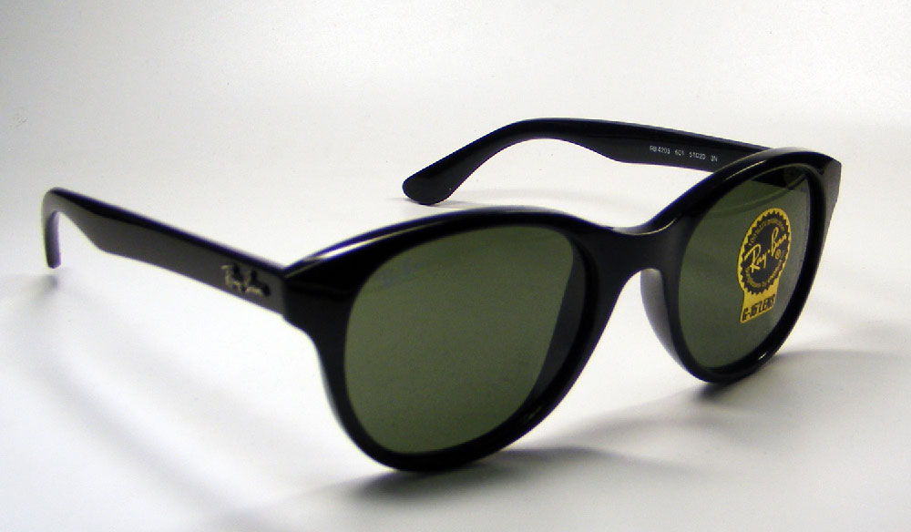 RAY BAN Sonnenbrille Sunglasses RB 4203 601 Gr.51 Square Highstreet