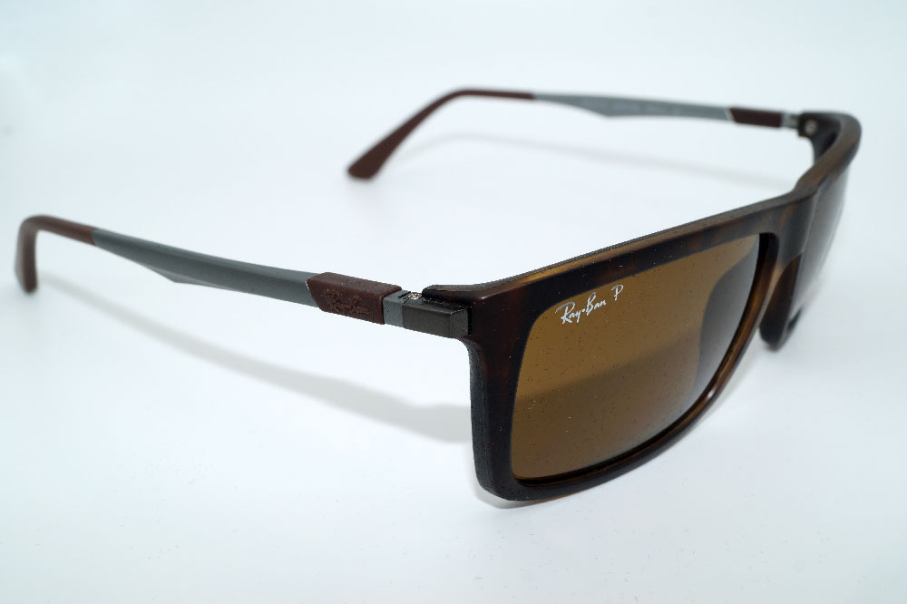 RAY BAN Sonnenbrille Sunglasses RB 4214 609283 Gr.59 Polarized
