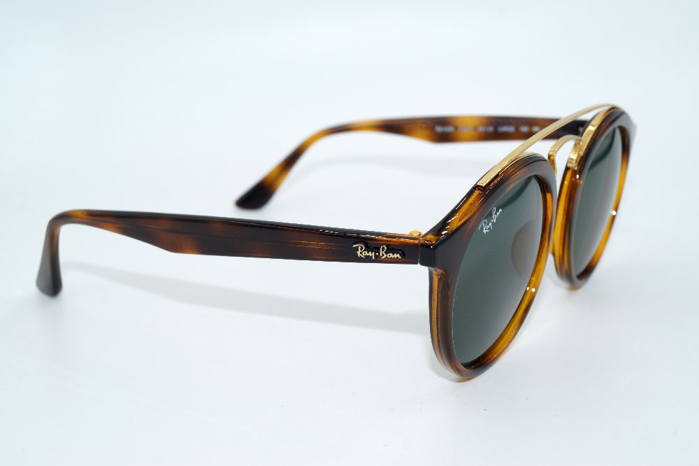 RAY BAN Sonnenbrille Sunglasses RB 4256 710 71 Gr.46 GATSBY