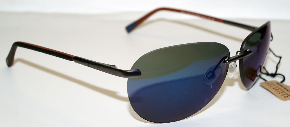 TIMBERLAND Sonnenbrille Sunglasses TB 9117 09D Polarized