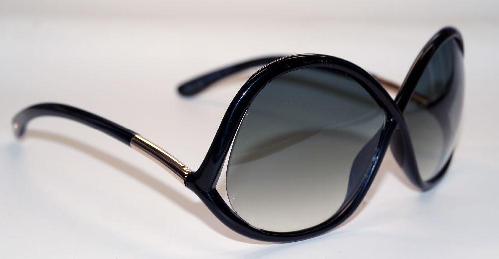 TOM FORD Sonnenbrille Sunglasses FT 0372 01B