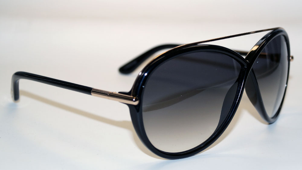 TOM FORD Sonnenbrille Sunglasses FT 0454 01B