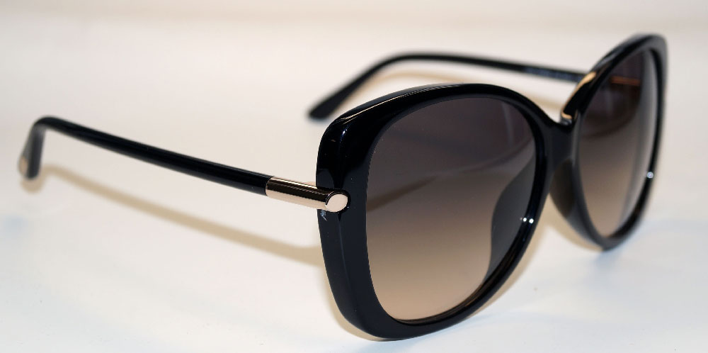 TOM FORD Sonnenbrille Sunglasses FT 9324 01B