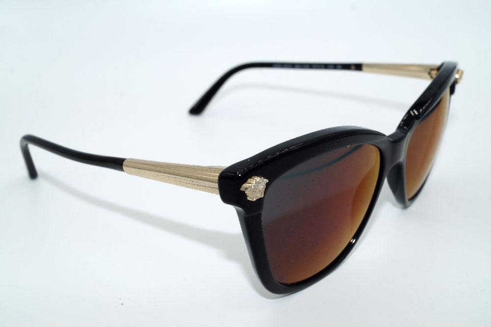 VERSACE Sonnenbrille Sunglasses VE 4313 GB1 W6