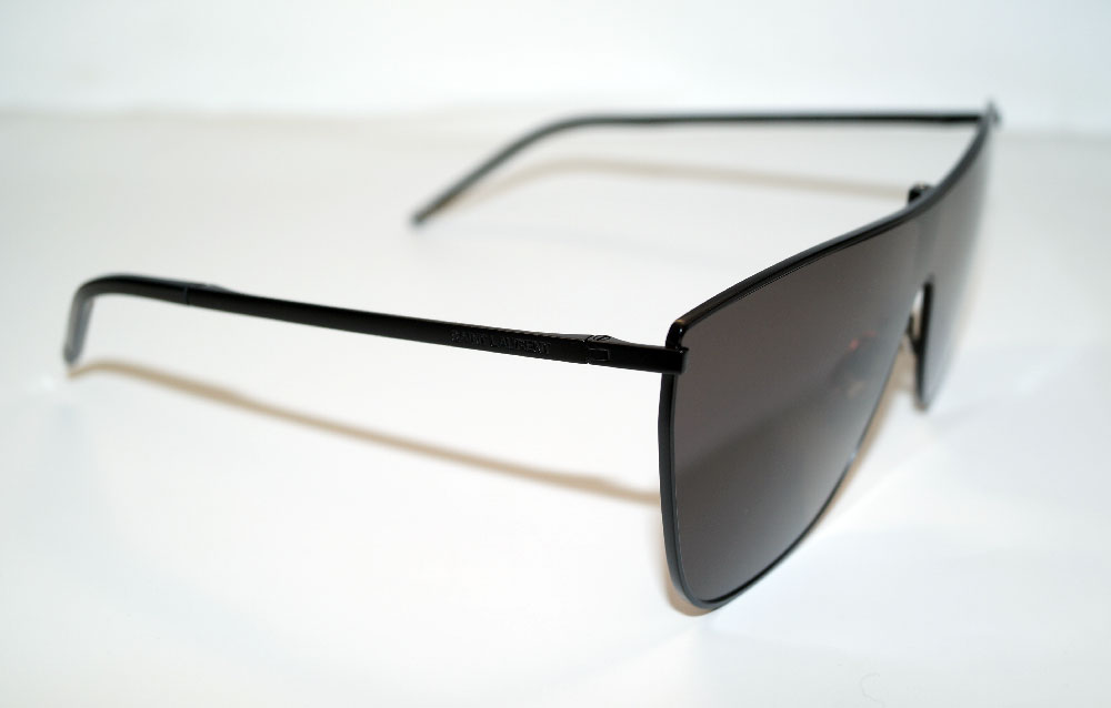 SAINT LAURENT Sonnenbrille Sunglasses SL 1 MASK 001